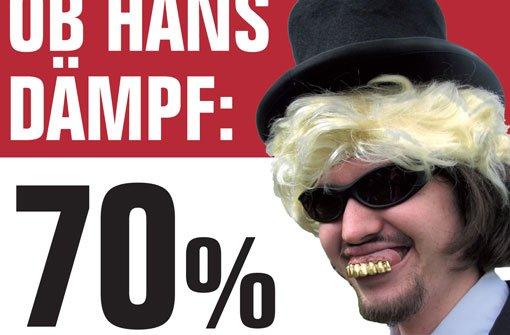 """Häns Dämpf: """"Ich bin Populist"""""""