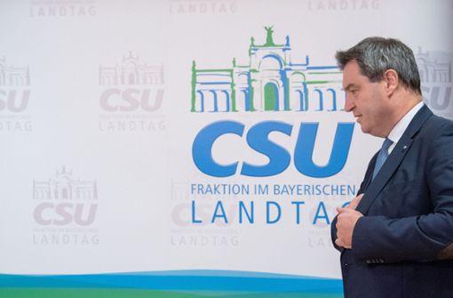 Die CSU hat nichts gelernt
