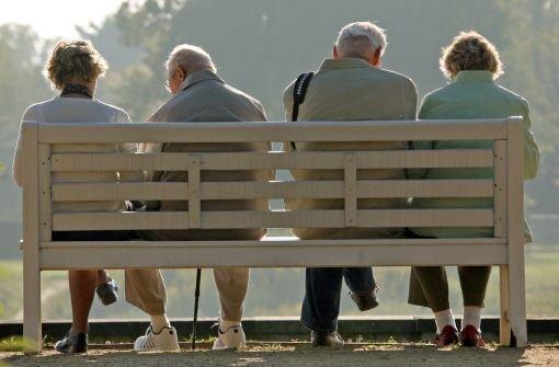 Nullrunde für deutsche Rentner
