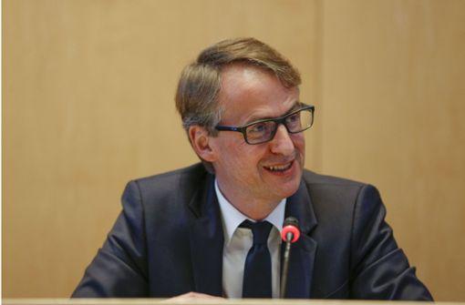 Michael Föll wiird neuer Amtschef im Kultusministerium. Foto: Lichtgut/Leif Piechowski