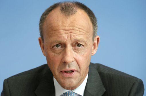 Tritt Friedrich Merz  2021 gegen Winfried Kretschmann an?