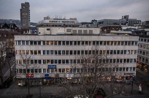 In dem Gebäude soll möglicherweise ein Design-Hotel einziehen Foto: Lichtgut/Leif Piechowski