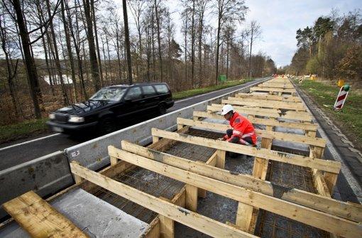 Daimler kopiert Straße für Teststrecke