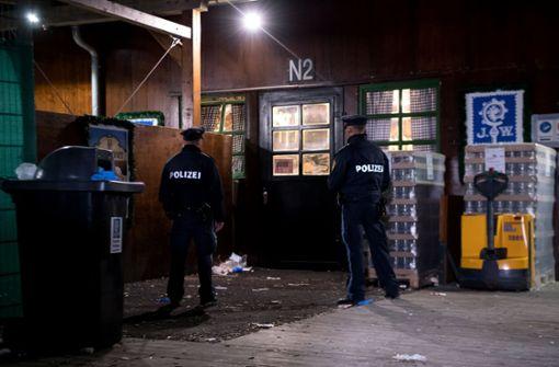Polizei vernimmt Zeugin – Täter auf der Flucht