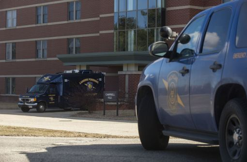 Schüsse an Universität im Bundesstaat Michigan