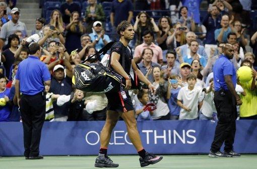 Rafael Nadal verpasst das Achtelfinale
