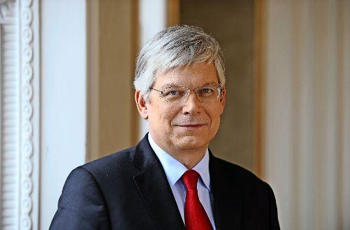 Stephan Dabbert erneut beliebtester Rektor