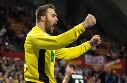 Deutsche Handballer erreichen EM-Hauptrunde