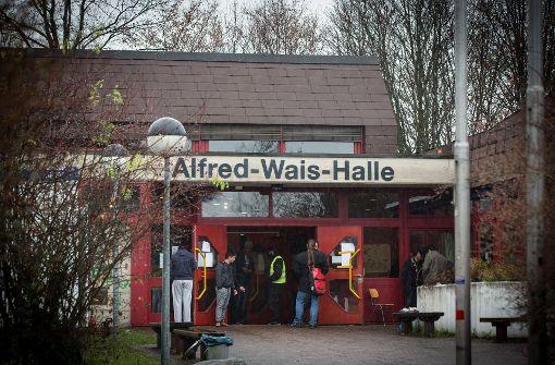 Alfred-Wais-Halle bekommt nun doch neuen Boden