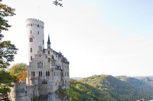 Auf den Spuren von Schlossgespenstern und Mönchen