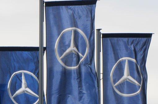 Der Autobauer Daimler steigt bei seinem chinesischen Partner Beijing Automotive (BAIC) ein und übernimmt Anteile in Höhe von zwölf Prozent. Foto: Leserfotograf remstal-knipser