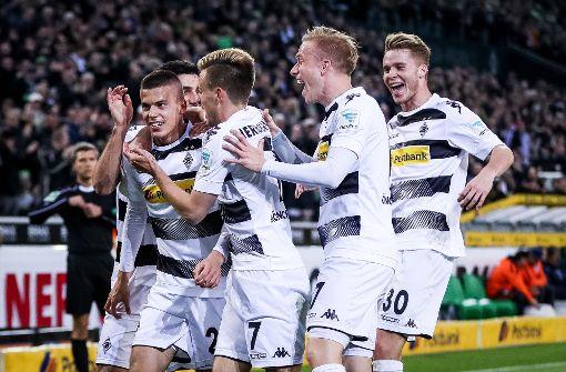 Leipzig mit Last-Minute-Sieg - Gladbach gewinnt rheinisches Derby