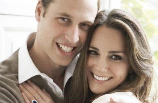 Rückblende: Geduld und ein langer Atem haben Kate dahin gebracht, wo sie jetzt ist - an der Seite der Nummer zwei der britischen Thronfolge, Prinz William.  Foto: MARIO TESTINO
