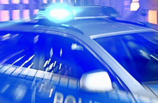 Einen tödlichen Unfall meldet die Polizei aus Sachsen. Foto: dpa