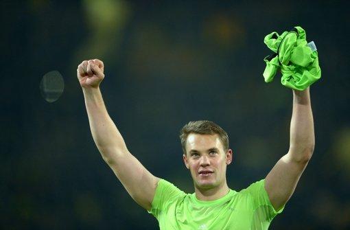 Manuel Neuer zum Welttorhüter gewählt