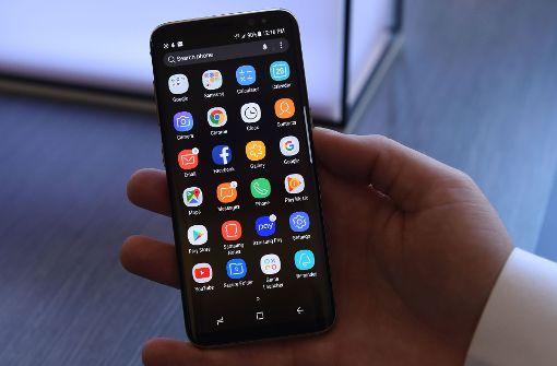 Samsungs neues Smartphone erstmals mit Sprachassistent