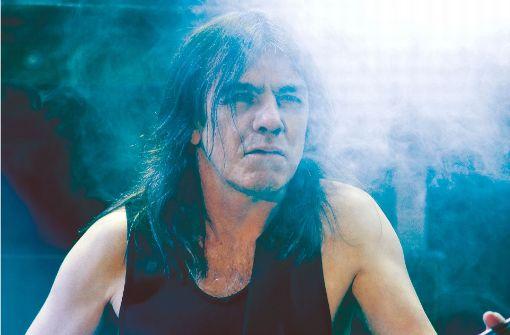 Gitarrist Malcolm Young gestorben
