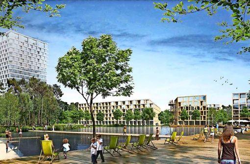Neue Wohnungen für 4000 Menschen