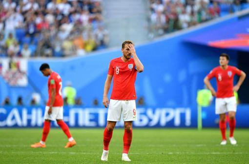 Belgien sichert sich mit Sieg gegen England Platz drei