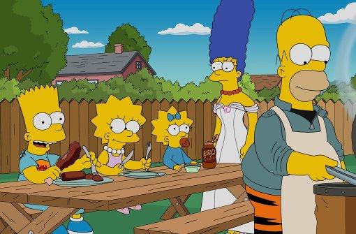 """Kevin Curran war seit 2001 Drehbuchautor bei der Erfolgs-Zeichentrichserie """"Die Simpsons"""". Foto: Fox"""