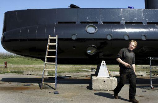 Überfall auf U-Boot-Mörder im Gefängnis