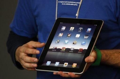 Zum iPad-Kaufen in die Schweiz