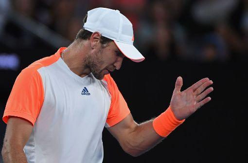 Mischa Zverev gegen Roger Federer ausgeschieden