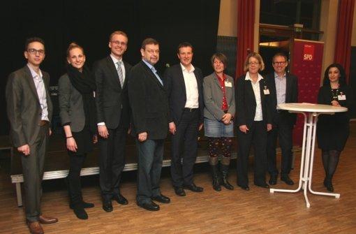 SPD im Süden wählt neues Führungspersonal