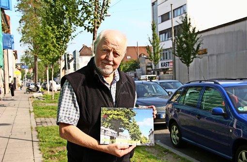 Im Zwiespalt  – ein Stadtbezirk verändert sich