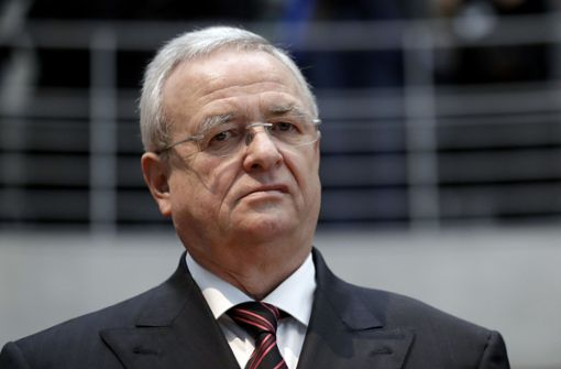 Ex-VW-Chef Winterkorn soll in Stuttgart aussagen
