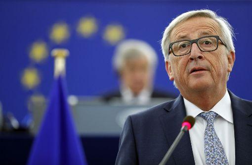 So will Juncker die EU umbauen