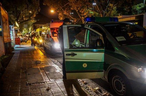 Polizei muss Cannstatter Bahnhof schützen