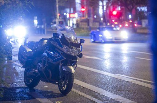 Sexueller Übergriff auf der Theodor-Heuss-Straße