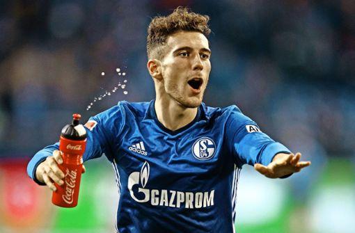 Schalke-Talent Leon Goretzka, künftig FC Bayern – dem Rest der Liga  bleibt nur der Trostpreis Foto: Bongarts