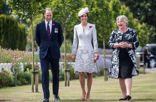William und Kate auf Belgienbesuch