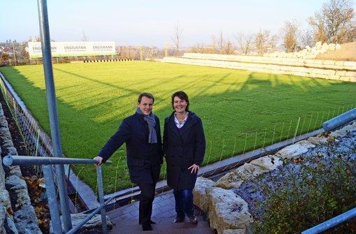 Am Weissenhof wächst das Wimbledon-Gras