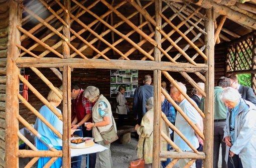 Schutzhütte am Kräherwald ist fertig saniert