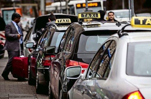 Retourkutsche für die Taxifahrer
