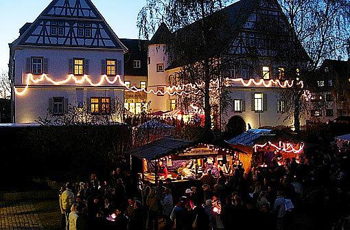Advents- und Weihnachtsmärkte in den Stadtbezirken