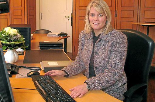 Bürgermeisterin Dorothea Bachmann kehrt nicht ins Rathaus zurück