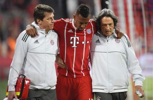 Saison-Aus für Jerome Boateng – auch WM in Gefahr?