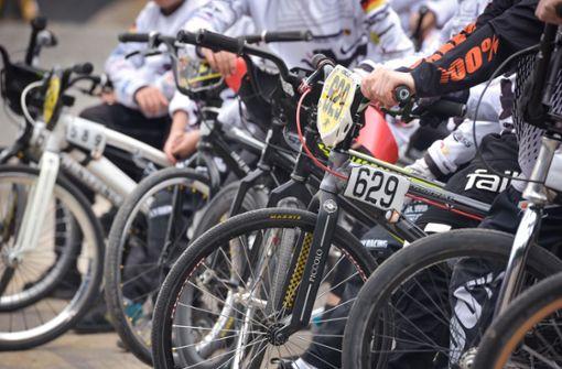 Die BMX-Fahrer stehen jedenfalls schon in den Startlöchern.  Foto: Lichtgut/Max Kovalenko