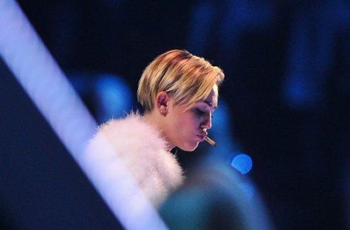 Miley Cyrus twittert zu Joint-Auftritt
