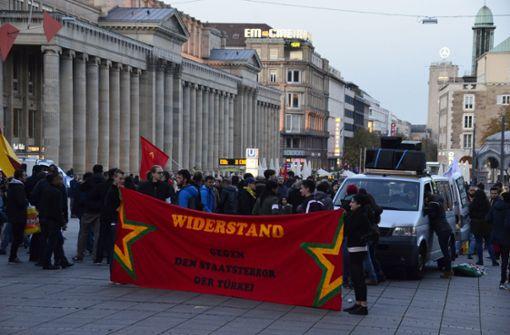 Kurden versammeln sich zum Newroz-Fest