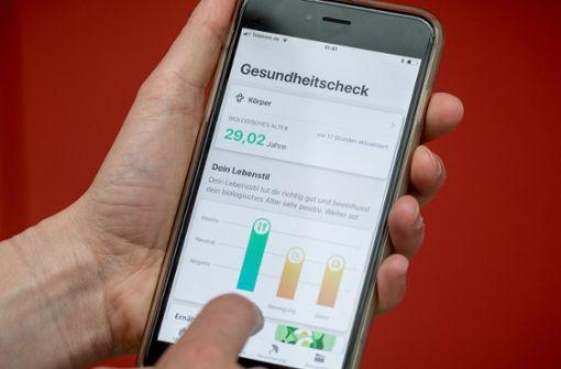 Neue Gesundheits-App für Millionen Versicherte startet