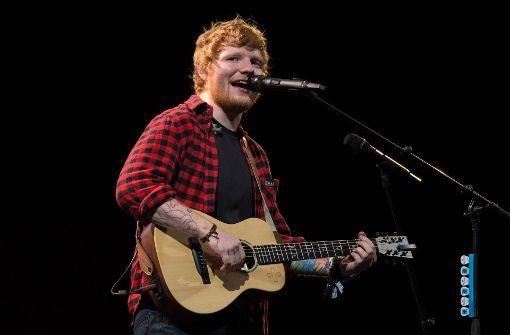 Ed Sheeran kommt nach Deutschland