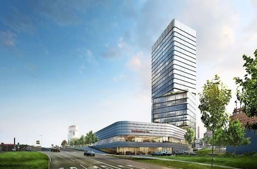 Der 90-Meter-Turm bleibt ein Thema