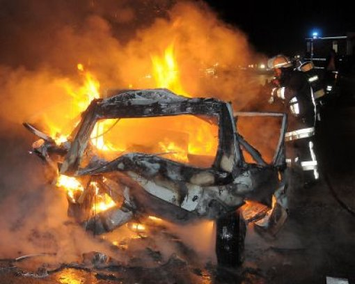 Fahrerflucht nach schwerem Unfall?