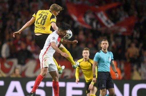 BVB unterliegt Monaco und verpasst Königsklassen-Halbfinale
