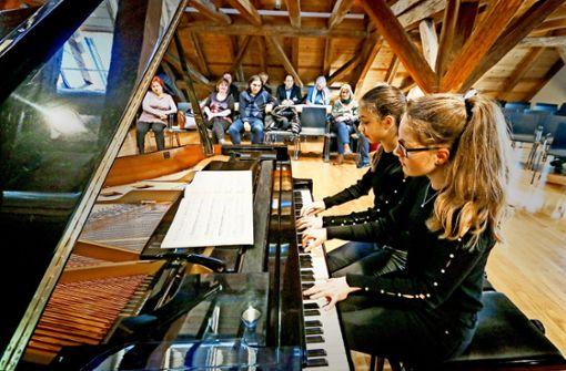 Beim Spiel im Ensemble ist vor allem ein gutes Gefühl für den Mitspieler gefragt. Foto: factum/Granville